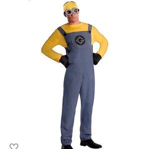 Minion Costume Despicable Me Halloween Size Medium